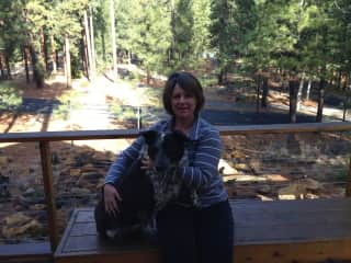 House/Dog sitting with Leah in Bend Oregon