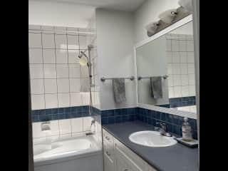 Your bathroom!