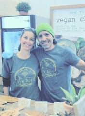 Promoting vegan cheese for the Swiss start up New Roots