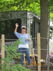 RV Camping in Michigan