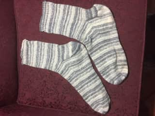 Another pair of Christmas socks