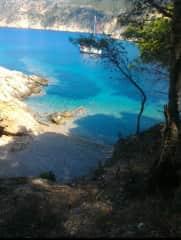 Kefalonia, Greece.