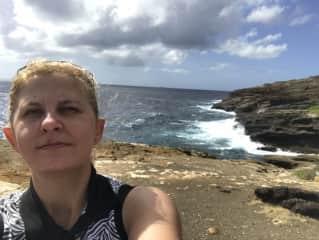 In O'ahu, Hawai'i