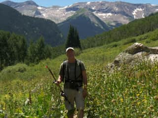Jack , Colorado Mountains
