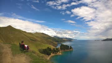 Exploring New Zealand by campervan