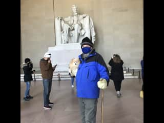 A visit to DC with Doley