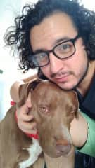 While living in Medellin, Flavio has being in charge of his nephew, Choco.