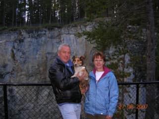 Barry,Lyn & Dixie