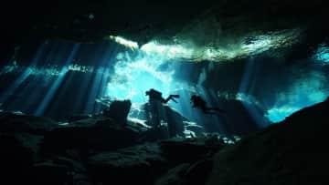 I am a certified scuba diver
