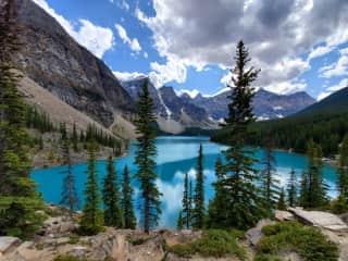 Banff, Canada breath of fresh air