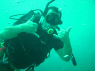 Jed - Scuba in the Grenadines