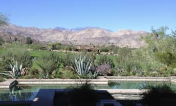 The view from a house sitting job in The Reserve, Palm Desert, Ca 💛