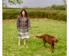Pauleen & Bertie  ( Taunton housesit ) see review