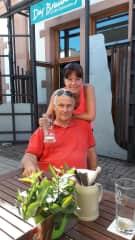 Hugh and Julia Kaiserslautern