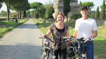 Appian Way, Rome - Oct 2019