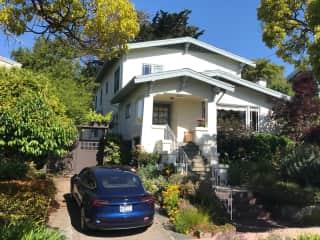 Our beautiful Berkeley home