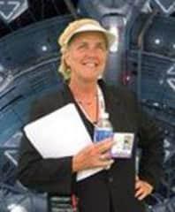 Me, Mila Johansen at Comic Con.