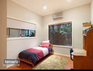 Sitter's bedroom