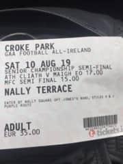 Mayo v Dublin