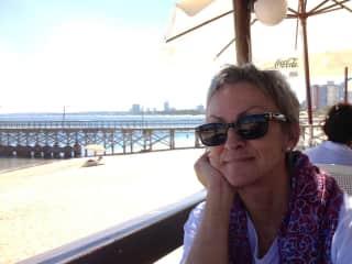 In Montevideo, Uruguay