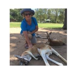 experienced with kangaroos too!