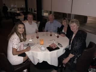 My dear family!