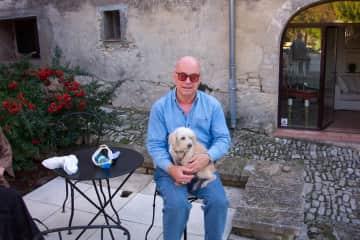 Harvey in Provence, France