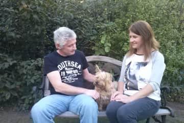 Nicola, Barry & Billy, Jersey Oct16