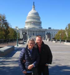 Hanne and Niels at The Capitol in DC