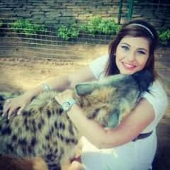 Minette + Redbull the Hyena