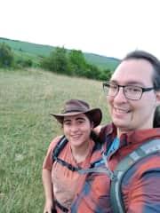 Enid and Daniel
