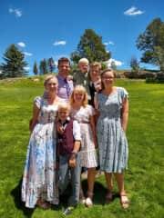 The Gilbert Family