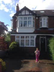Our home - Raynes Park London SW20