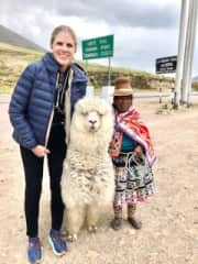 In Peru in 2020 before CV hit :(