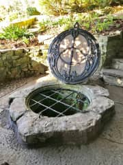 I'm very intrigued by the meta-physical and spiritual. I recently qualified as a Reiki practitioner and love visiting sacred sites. This picture is from a recent visit to the chalice well at Glastonbury.