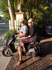 Mario Albert and Danielle Key West USA