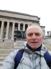Me, again, at Columbia University (april 2018)