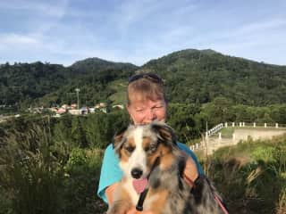 Our pet sit in Phuket