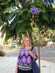 Judy in Malta
