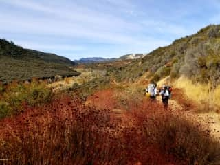 Backpacking trips in Los Angeles Campgrounds.