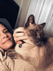 He is very loving