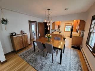 Dining Room (Main Floor)