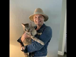 Georgie kitty.