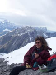 Me in the Bavarian Alps