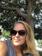 Enjoying the sunshine!