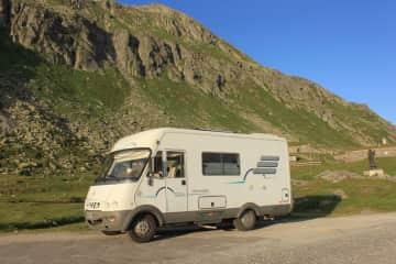 Our camper van