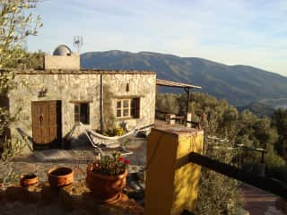Our House in the Sierra Nevada southern Spain
