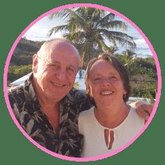 Geoff & Vicky Wells