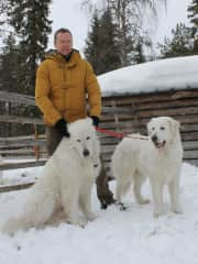 With Corsaro and Poppea in Lapland