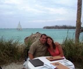 Jed and Cindy - Key West